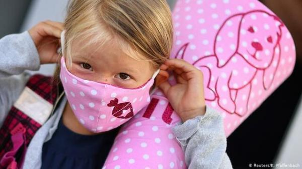 سویه دلتا موجب بروز نوع شدید بیماری در بچه ها نمی گردد